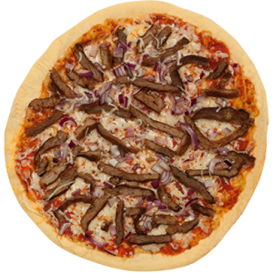 Pizza Shawarma