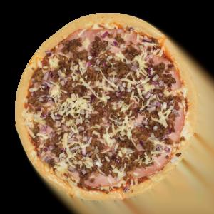 Pizza Bacon Ham